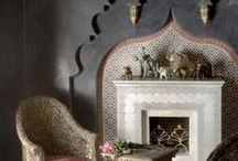 Lovable fireplaces
