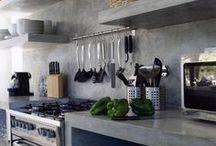 Lovable kitchens / Inspirerende keukens.