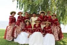 People wearing our outfits / See people wearing our outfits. http://www.barongsrus.com #BarongsRUs #barong #filipiniana