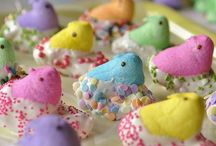 Eat   Easter / The most chocolately time of the year! But it's not all chocolate this board includes recipes for yummy simnel cake and other delights! / by Heather Duff