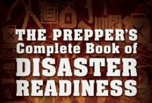 Prepper's Bookshelf / Books, Prepping, Homesteading, Self-reliance, Survival, SHTF, Post Apocalyptic Books / by Just a Prepper