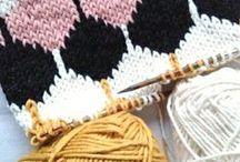 Inspirasjon strikk