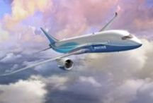 Aircraft: Boeing / by Mike