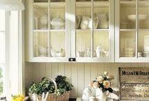 Low Budget Kitchen Reno Ideas / by wickham works