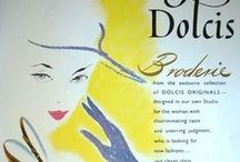 Dolcis vintage AD