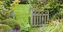 Garden Design/Landscaping / Learn about types of garden design and how to achieve them. Landscape ideas and knowhow.