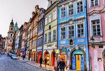 Prague - Républiques tchèque ✈️ / One of the most beautiful destination in Europe !