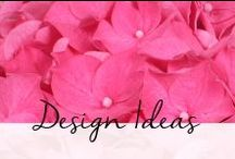 H-H   Design Ideas / Floral inspiration for summer: use Holland Hydrangeas for a stunning summer vibe!