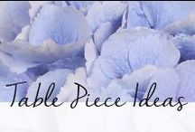 H-H   Table Piece Ideas / Wow! Be inspired to use Holland Hydrangea in amazing table pieces for all kinds of occasions!
