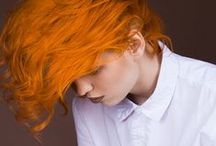 Orange Hair / pictures with orange hair!