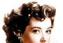 Curls and Rollers / Vintage and retro hairstyles ranging from the early 30's through the 40's and 50's.