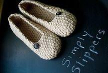 Tøffe tøfler & sokker