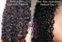 Bad Curls Club / Curl Hacks! - because it isn't easy being natural!