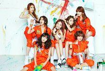 Rainbow (레인보우) / Rainbow (레인보우) - Woori, Seungah, Jaekyung, Hyunyoung, Jisook, Noeul, Yoonhye | Bias: Hyunyoung