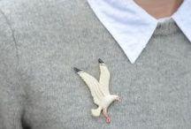 brooch: fashion accessories