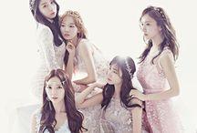 Stellar (스텔라) / Stellar (스텔라) - Gayoung, Minhee, Hyoeun, Jeonyul, Soyoung | Bias: Minhee