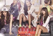 Rania (라니아) / Rania (라니아) - Hyeme, Seulji, Alex, Di, Xia, T-ae | Current Group: BP Rania
