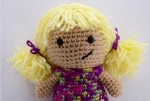 Crochet / Amigurumi crochet patterns and things I have made