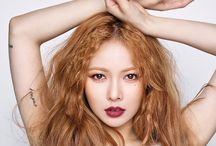 HyunA (현아) / Kim Hyuna (김현아) | Former Member of 4Minute, Solo Artist