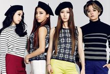 f(x) (에프엑스) / f(x) (에프엑스) - Krystal, Victoria, Amber, Luna | Former Member: Sulli | Bias: Krystal/Amber More Boards: Krystal (크리스탈) & Sulli (설리)