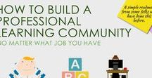 PLC (professional Learning Committee) / Resources to support the implementation of a Professional Learning Community