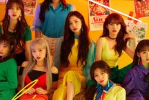 UNI.T (유니티) / UNI.T (유니티) - Euijin (Sonamoo), Yebin (DIA), ZN (Laboum), Woohee (Ex Dal Shabet), Jiwon (Ex Spica), Suji (Ex The Ark), Yoonjo (Ex Hello Venus), Hyunjoo (Ex April), NC.A | Bias: Woohee