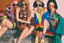 Wonder Girls (원더걸스) / Wonder Girls (원더걸스) - Yubin, Yeeun, Sunmi, Hyerim | Former Members: Sohee, Sunye, Hyuna | Bias: Sunmi Similar Boards: Sunmi (선미)