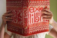 Knitting, crochet / by Marianne Van de Vijver