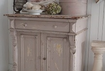 shabby chic/brocante / by Manon Koene