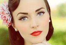 1950s Hair and Make-up