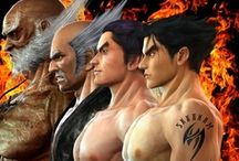 Jin Kazama's Line / Jin Kazama's Family Line