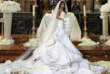 Wedding Gowns / It's your special day, you should go all out!