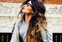 Ombre Hairstyle / The best coloured look ♥