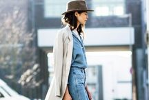 What to wear when...Leaves start to fall / Automn look