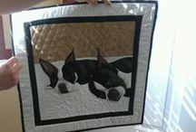 DOG ART / Dogs & Art