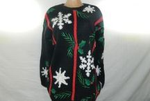 Ugly/Christmas Sweaters! / If Ugly/Christmas Sweaters are fashionable, then we have the perfect picks to make you look like a super star!