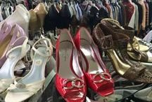 If the Shoe Fits... / Some of the great shoes we've had for sale!  Stop on by and find a selection like these!