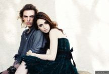 Lily & Jamie ♥♥ / Well she is a Beauty, & what can I say, He has a unique Beauty ♥♥♥♥♥♥♥♥♥♥♥♥