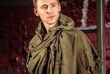 """Tom Hiddleston as Coriolanus in Coriolanus: Donmar Warehouse
