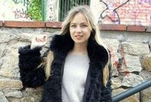 Paratti fur jackets / Chaquetas de pelo