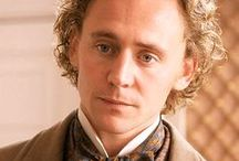 """Tom Hiddleston as William Buxton in Return to Cranford