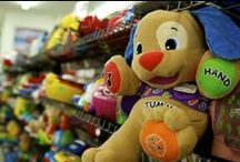 Toys!!! / Get your kids excited with some toys from Liberty Thrift!
