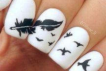 Nail art / Uñas con diseño