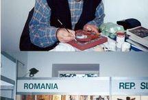 ARTA SACRA si EXPOZITII INTERNATIONALE :Claudiu Victor Gheorghiu / ARTA SACRA