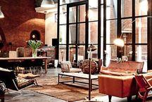 Home-Interior-Design / Interieur/meubels/architectuur