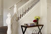 Railing, Spindles and Newel Posts for Stairs