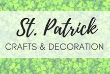 St.Patrick's Day Decoration & Treats Ideas