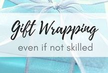 Gift Wrapping Ideas / Some really smart gift wrapping ideas to apply - beautiful, easy, creative ways to gift your lovely presents for lovely people. Definitely must try! Explore and pin these gift wrapping techniques | easy gift wrapping ideas | how to gift wrap | diy gift wrapping | gift wrapping templates | gift wrapping tutorials | gift wrapping instructions | gift wrapping printables | upcycled gift wrap