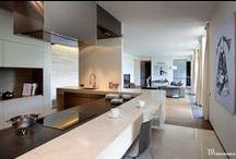 Apartament Narbutta / Nowoczesny apartament utrzymany w jasnej kolorystyce. www.bartekwlodarczyk.com