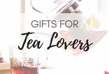 Gifts for Tea Lovers / Fantastic gift ideas for tea lovers! gifts for tea lovers | ideas for tea loving friend | good to know when choosing gift for tea lover | tea aficionado  Explore and pin for later inspiration!